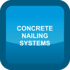 concrete nailing systems icon blue box