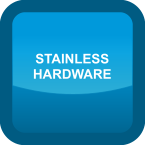 stainless hardware